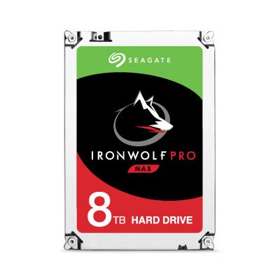 Seagate  IronWolf Pro NAS HDD ST8000NE0004 8TB 7200rpm 256MB SATA600 | 8592978076290