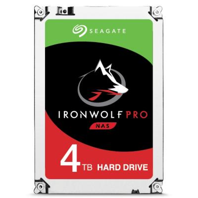 Seagate  IronWolf Pro NAS HDD ST4000NE0025 4TB 7200rpm 128MB SATA600 | 8592978079796