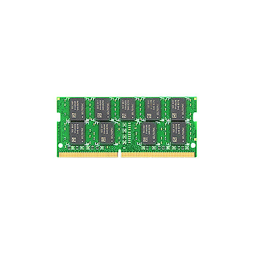 Synology RAM Modul D4ECSO-2400-16G DDR4-2400 ECC unbuffered DIMM 288pin 1.2V