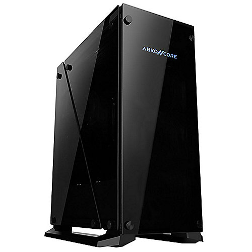 ABKONCORE Tengri 550 Midi Tower Gaming Gehäuse, Glasfenster