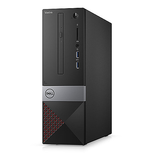DELL Vostro Desktop 3470 SFF - i3-8100 4GB/128GB SSD Intel HD 630 DVD±ROM W10P