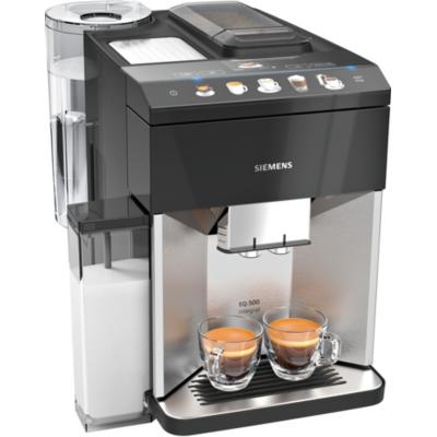 Siemens TQ507D03 EQ.500 integral Kaffeevollautomat Edelstahl