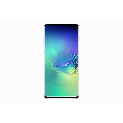 Samsung GALAXY S10+ prism green G975F 128 GB Android 9.0 Smartphone