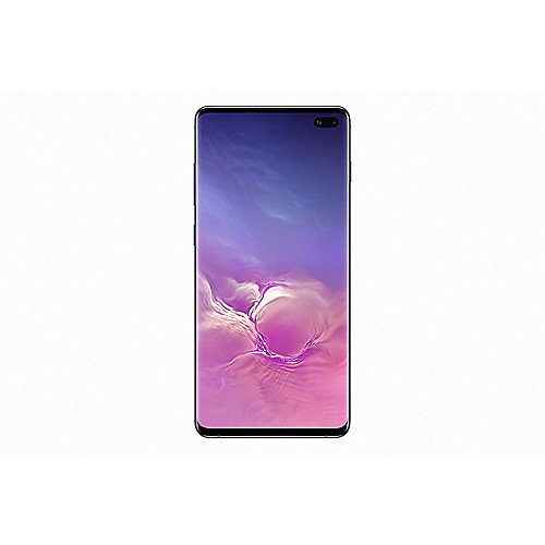 Samsung GALAXY S10+ prism black G975F 128 GB Android 9.0 Smartphone