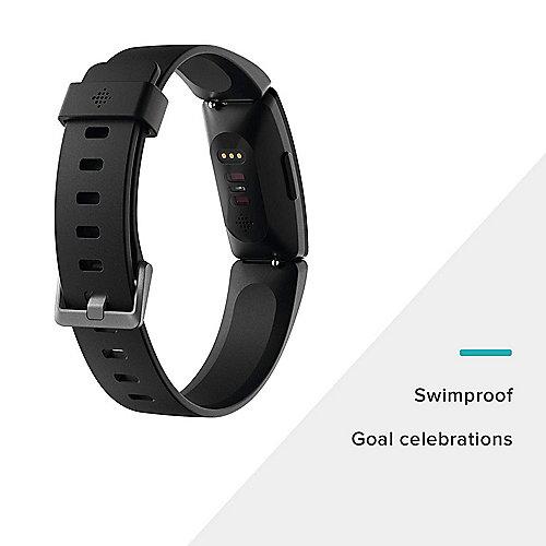 Schlaf 5 Tage Akkulaufzeit /& Fitness Tracker mit automatischer Trainings Erkennung Fitbit Inspire Gesundheits /& Schwimm-Tracking