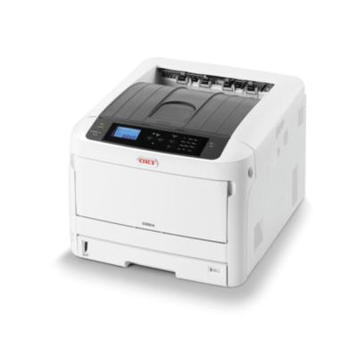 OKI  C824n LED-Farblaserdrucker LAN A3 | 5031713071631