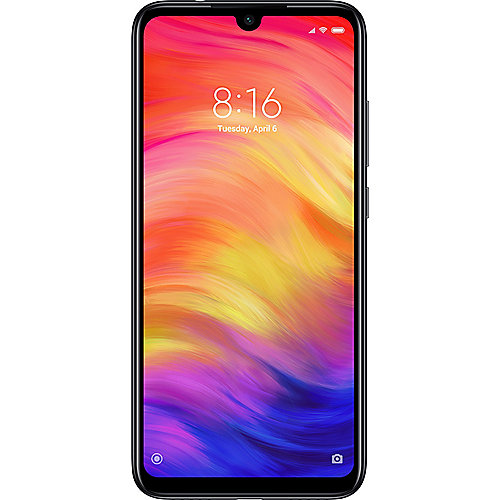 Xiaomi Redmi Note 7 4/64GB Dual-SIM Smartphone space black EU