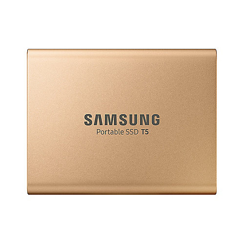 Samsung Portable SSD T5 500GB USB3.1 Gen2 Typ-C Rose Gold