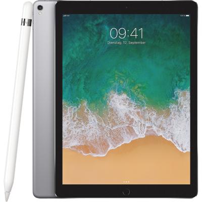 Apple iPad Pro 12,9'' 2017 Wi Fi Cellular 512 GB Space Grau MPLJ2FD A auf Rechnung bestellen