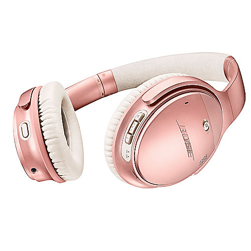 BOSE Quietcomfort 35 QC35II OverEar rosegold Noise Cancelling Wireless Kopfhörer