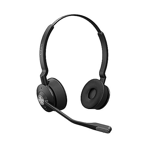Jabra Engage 65 drahtloses DECT Stereo On Ear Headset