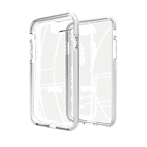 Gear4 Piccadilly für Apple iPhone 7/8 silber/transparent