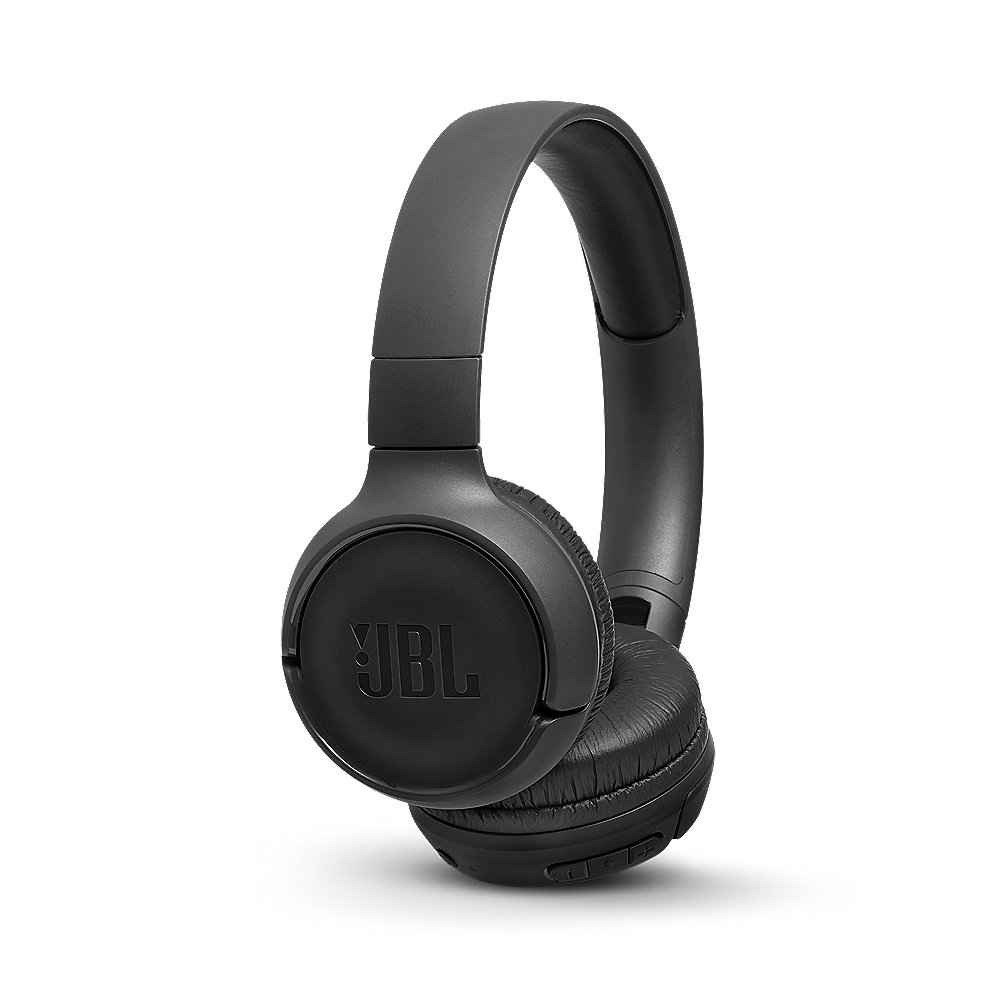 JBL TUNE 500BT schwarz - On Ear-Bluetooth Kopfhörer Mikrofon