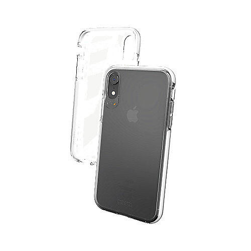 Gear4 Piccadilly für Apple iPhone XR transparent/weiß