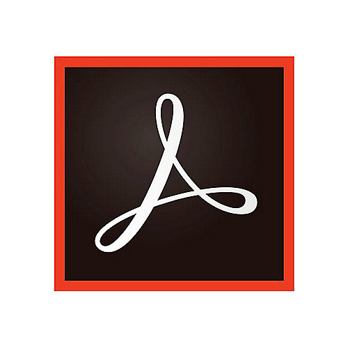 Adobe Acrobat Pro 2017 Student & Teacher Edition DE ESD