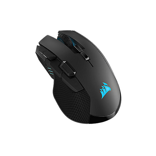 Corsair Ironclaw RGB Wireless optische Gaming Maus 18.000 dpi schwarz
