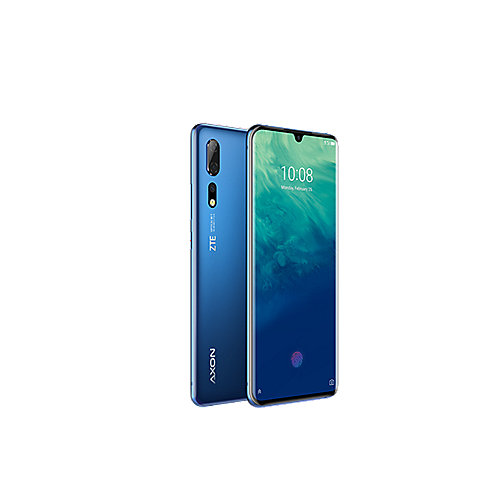 ZTE Axon 10 Pro blue Dual-SIM Android 9.0 Smartphone
