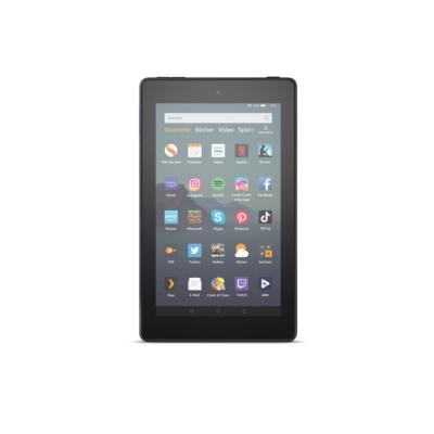 Amazon Fire 7 Tablet WiFi 16 GB mit Spezialangeboten schwarz
