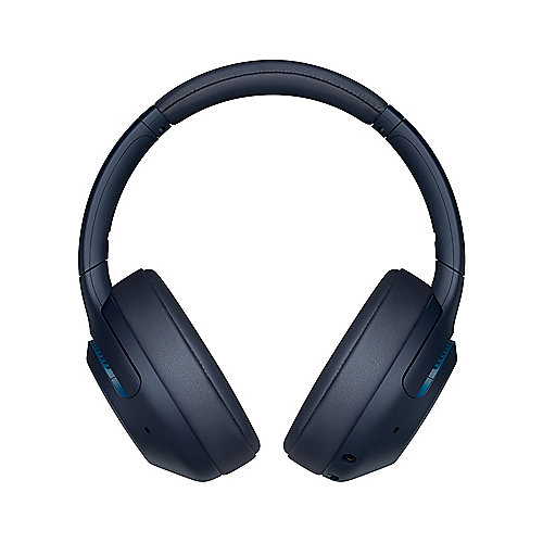 Sony WH-XB900N Over Ear Kopfhörer Noise Cancelling Extra-Bass Bluetooth blau