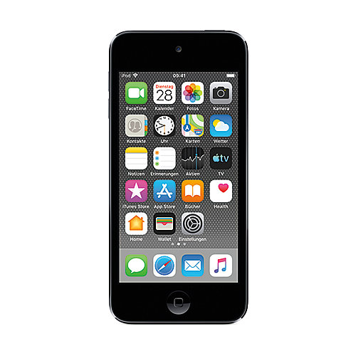 Apple iPod touch 32 GB 7. Generation 2019 Space Grau - MVHW2FD/A