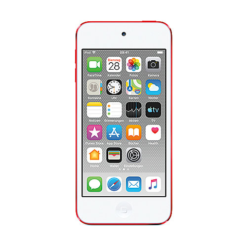 Apple iPod touch 32 GB 7. Generation 2019 Product(RED) - MVHX2FD/A