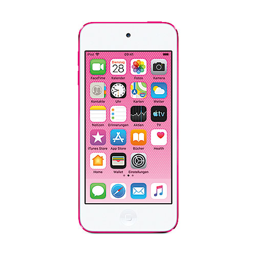 Apple iPod touch 128 GB 7. Generation 2019 Pink - MVHY2FD/A