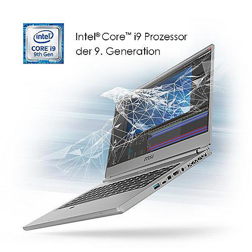 MSI P65 9SF-657 Creator i9-9880H 32GB/1TB SSD 15