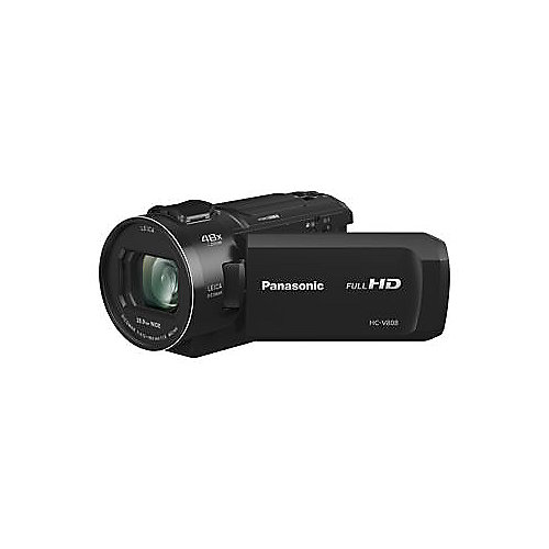 Panasonic HC-V808 Full-HD-Camcorder schwarz
