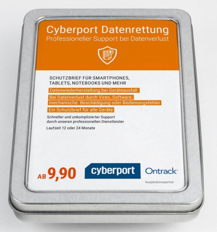 Cyberport Datenrettung (24 Monate) ++ Cyberport