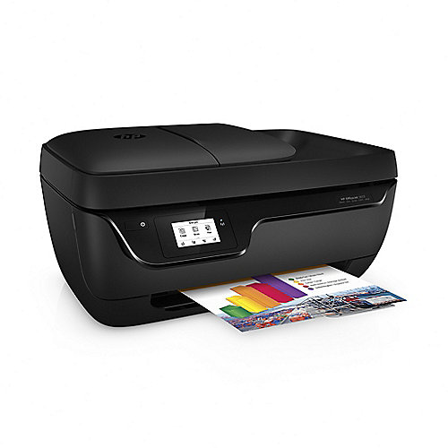 HP OfficeJet 3833 Multifunktionsdrucker Scanner Kopierer Fax WLAN