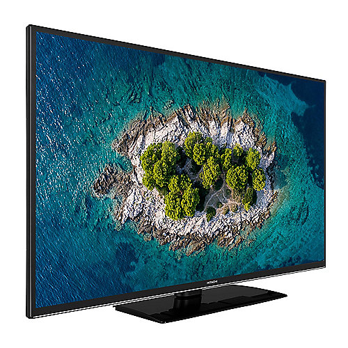 "Hitachi U50K6000 127cm 50"" 4K UHD DVB-T2HD/C/S2 1200 BPI PVR Smart TV schwarz"