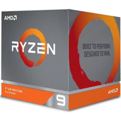 Produktbild: AMD Ryzen 9 3900X (12x 3.8 GHz) 70MB Sockel AM4 CPU BOX (Wraith Prism  Kühler)