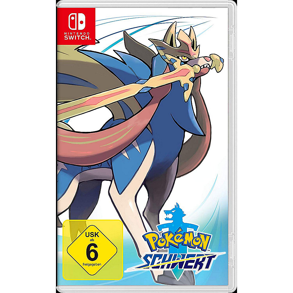 Pokemon Schwert - Nintendo Switch