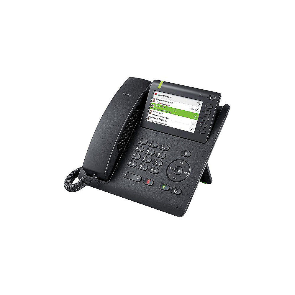 Unify OpenScape Desk Phone IP 35G - schnurgebundenes VoIP-Telefon