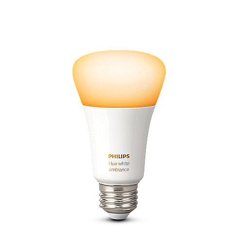 Philips Hue White Ambiance E27 LED Lampe 8,5 W Bluetooth