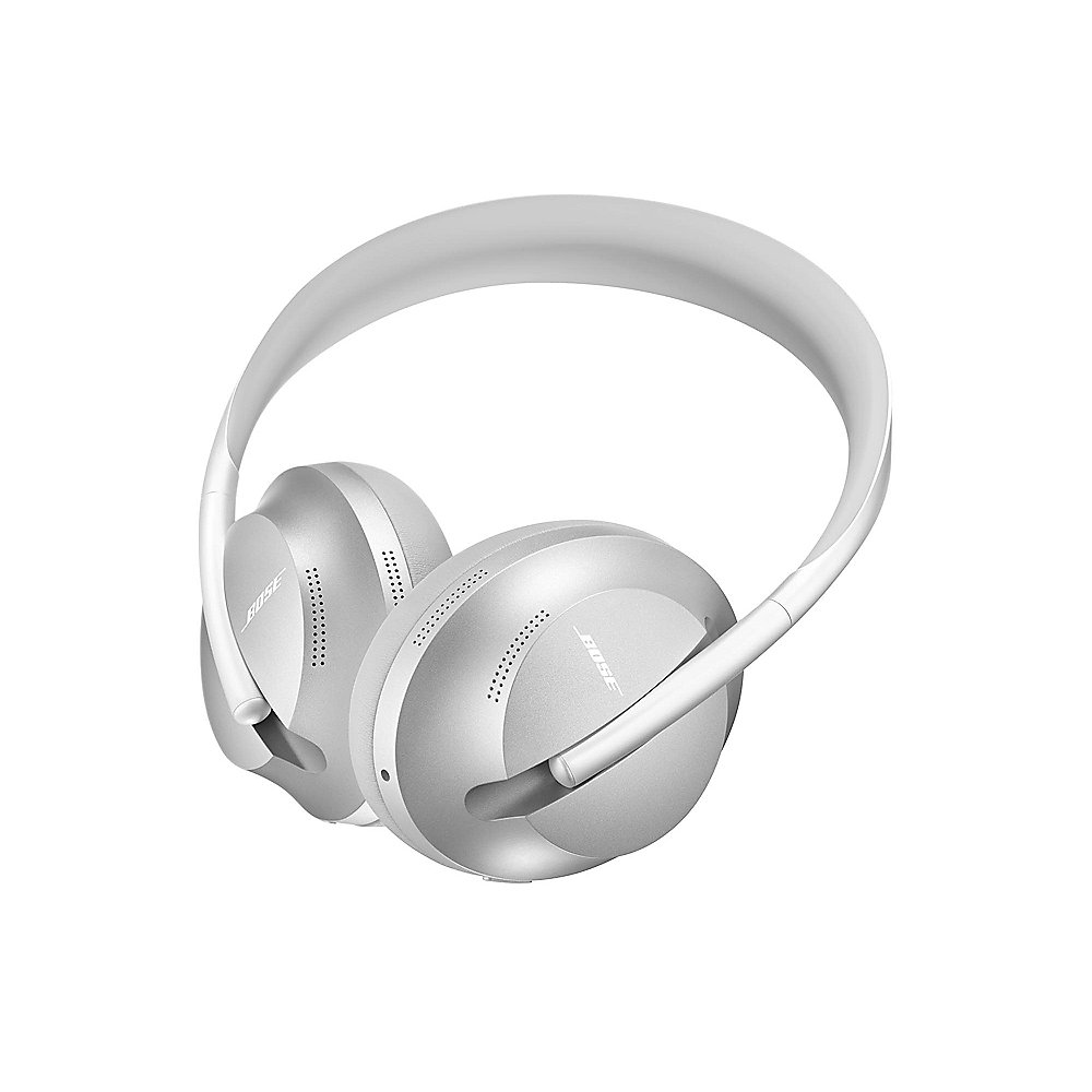 BOSE Noise Cancelling Headphones 700 Over-Ear Bluetooth-Kopfhörer silber