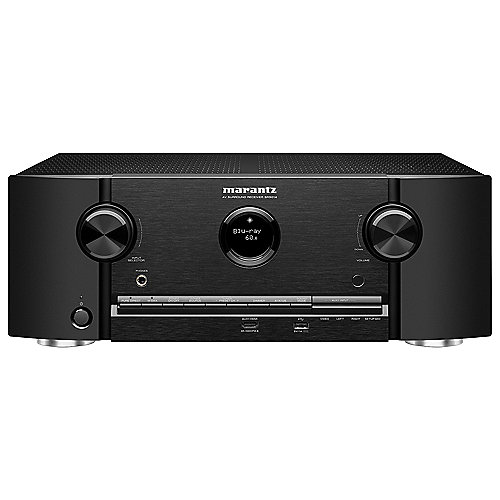 Marantz SR5014 7.2 AV Receiver 4K HEOS/WiFi/Bluetooth/AirPlay2/DTS:X - schwarz