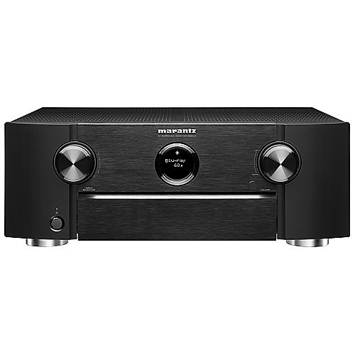Marantz SR6014 9.2 AV Receiver 4K HEOS/WiFi/Bluetooth/AirPlay2/IMAX - schwarz