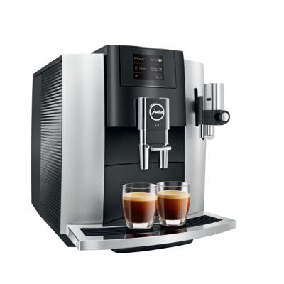 JURA E8 Touch Platin (EA) Kaffeevollautomat