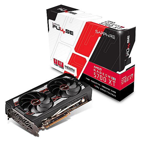 Sapphire AMD Radeon RX 5700 XT Pulse 8GB GDDR6 Grafikkarte ... on