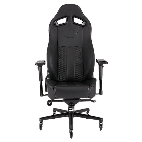 Corsair T2 ROAD WARRIOR Gaming Chair - Schwarz