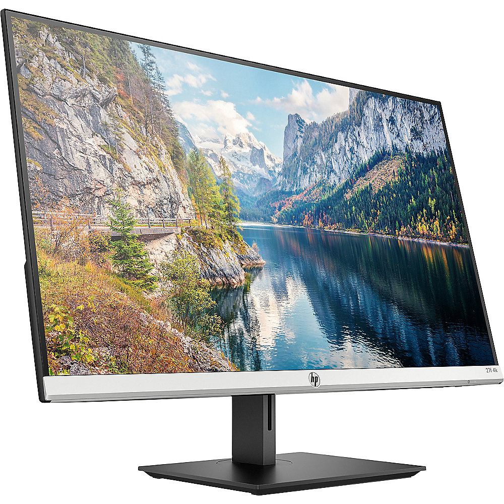 "HP 27f 68.58cm (27"") 4K UHD Monitor LED-IPS HDMI/DP 300cd/m²"
