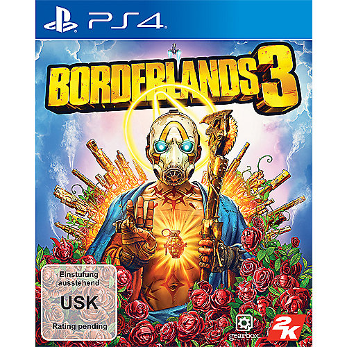 Borderlands 3 - PS4 USK18