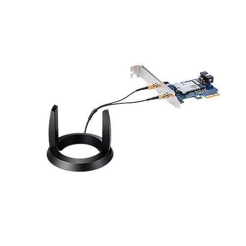 ASUS PCE-AC58BT PCI Express AC2100 Dual-Band PCIe 160 MHz Wi-Fi Adapter