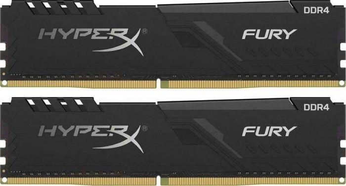 16GB (2x8GB) HyperX Fury DDR4-3200 CL16 RAM Gaming ...