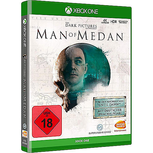 Dark Pictures Anthology Man of Medan - Xbox One