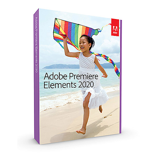 Adobe Premiere Elements 2020 Minibox GER, deutsch