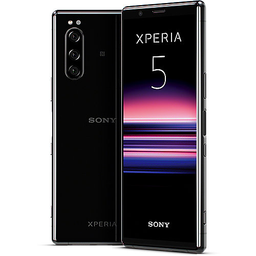 Sony Xperia 5 Dual SIM black Android 9.0 Smartphone