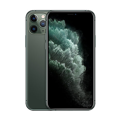 Apple iPhone 11 Pro 64 GB Nachtgrün MWC62ZD/A