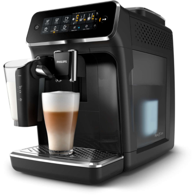 Philips EP3241/50 3200 Serie Kaffeevollautomat LatteGo+ schwarz